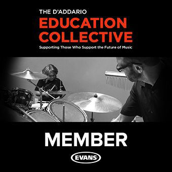 Peter Ronick is a member of the D'Addario Education Collective